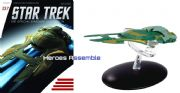 Star Trek Official Starships Collection #137 Xindi Humanoid Eaglemoss